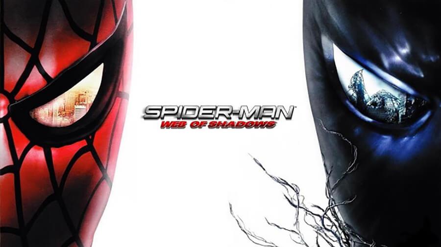 spider-man web of shadows ile ilgili görsel sonucu
