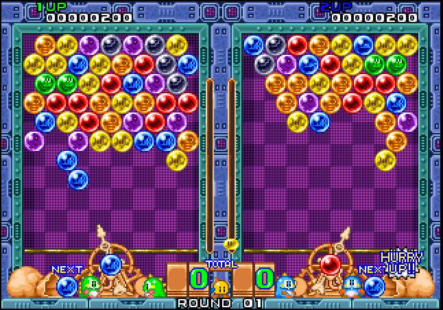 Puzzle Bobble (1994)
