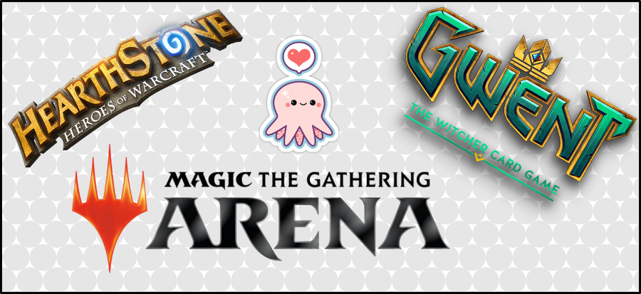 Hearthstone, Gwent ve Magic the Gathering: Arena