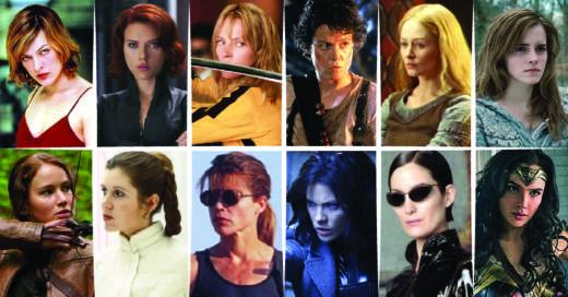 Kadın Sinema Karakteri