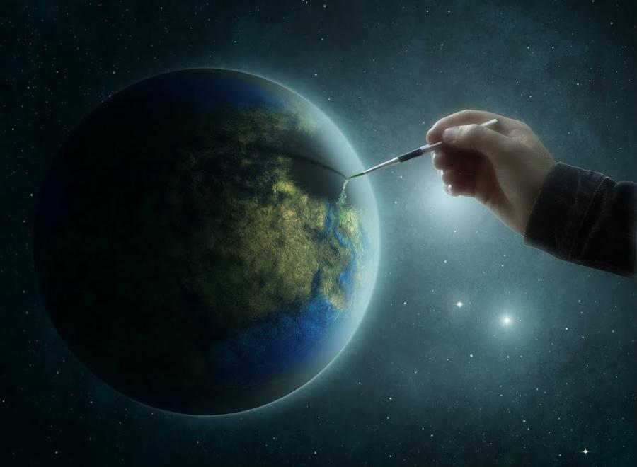 Evren Yaratmak