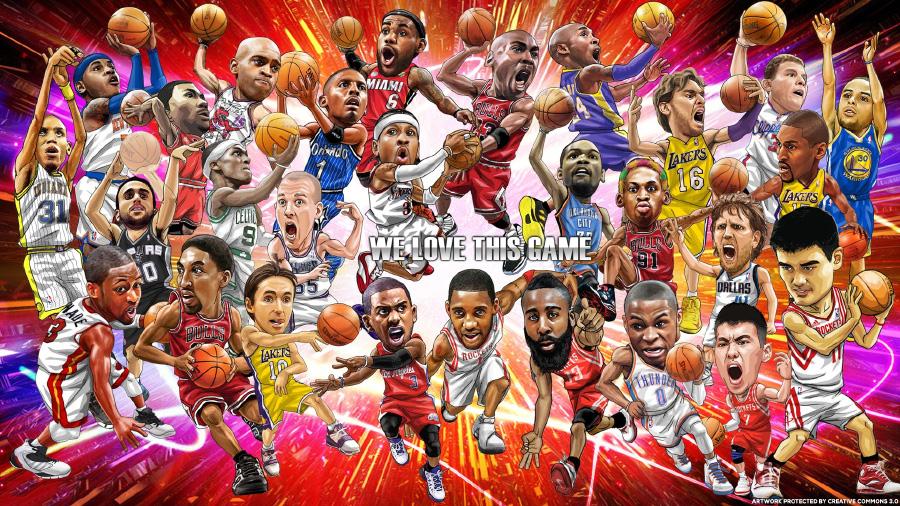 NBA Efsaneler Kuşağı