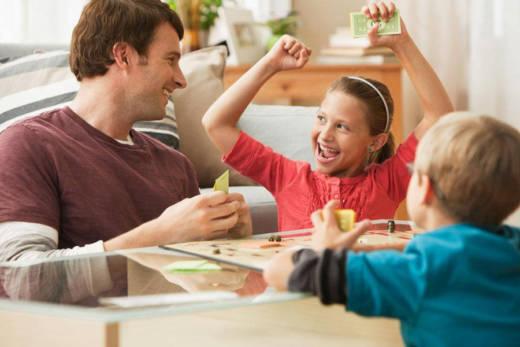 Çocuklara Yönelik Kutu Oyunları