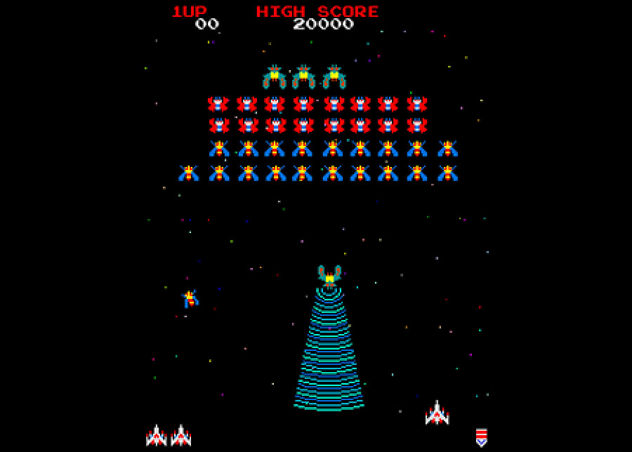Video Oyun Turleri Fixed Shooter Ya Da Space Invaders