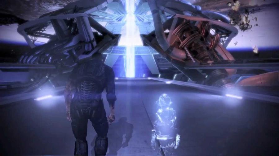Mass Effect serisinin son seçim sahnesi
