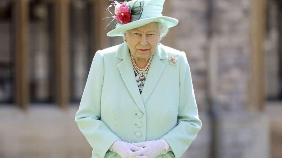 ingiltere kraliçesi